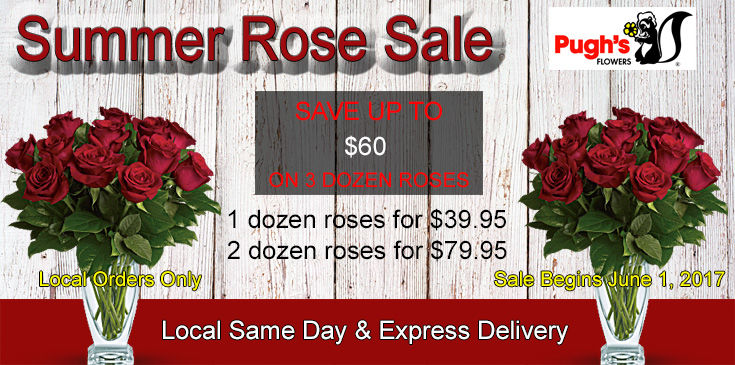 Roses On Sale This Summer, Rose Sale Memphis TN, Rose Sale Southaven MS