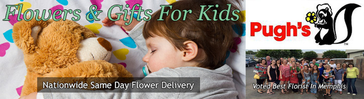 Flowers & Gifts For Kids