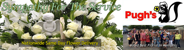 Sympathy Flowers For the Service