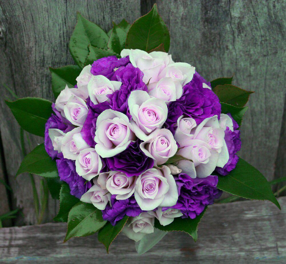 View our gallery purple bridal bouquet izmirmasajfo